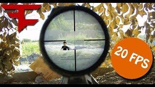 El sniper de los 20 FPS - Roblox Phantom Forces