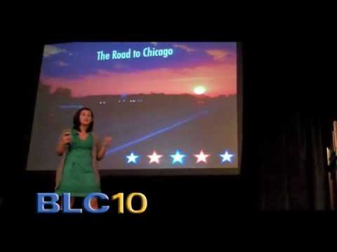 BLC Education Conference: Rahaf Harfoush - Yes We Did - Social Media in branding