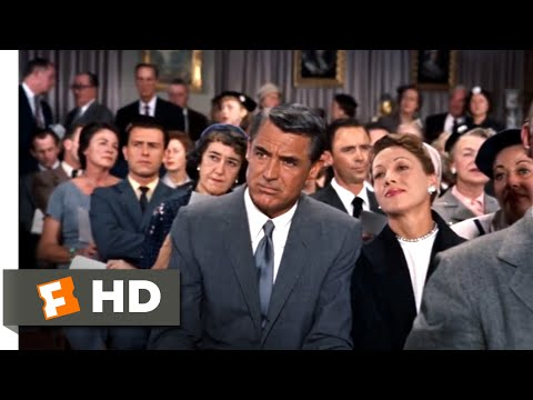North by Northwest (1959) - A Genuine Idiot Scene (6/10) | Movieclips