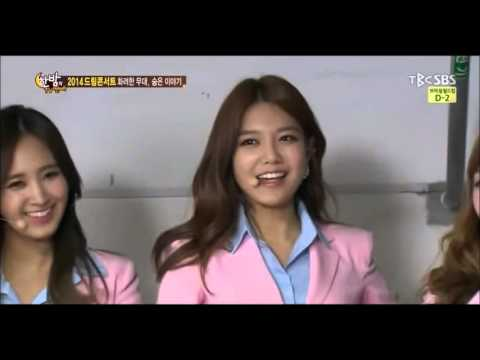 Apink & SNSD  Cute Moment