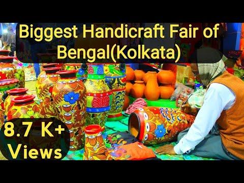 Handicraft Fair In Kolkata 2019 Eco Park This Handcraft Fair Also