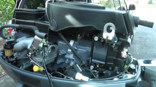How To Fix Yamaha 25hp 4 stroke Outboard Acceleration Issue