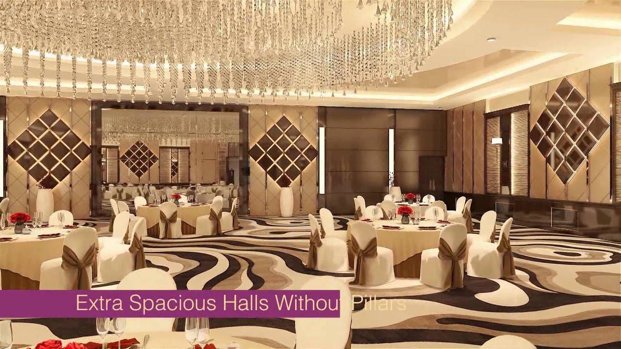 Bhasin Group Festival City Banquet Hall Walkthrough