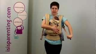 The ERGObaby Carrier: A Demonstration | Isis Parenting