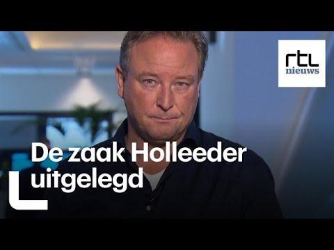 1 verdachte, 5 moorden: de zaak Holleeder ontrafeld - RTL NIEUWS