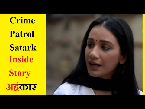 Inside Story I Narcissism I Crime Patrol Satark I Black Headlines I Ep 155 - 17th February, 2020