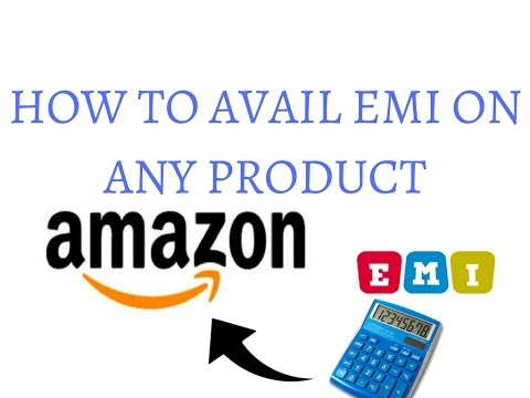 How To Buy Any Product On Emi