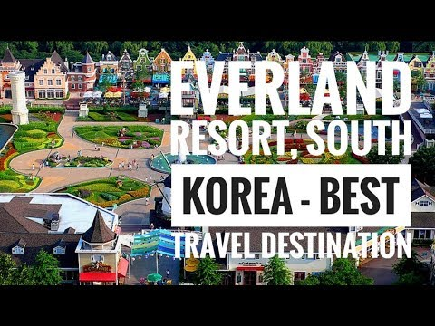 Everland Resort, South Korea
