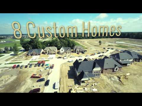 Aerial preview for Homearama 2016 - HBA of SouthEastern Michigan