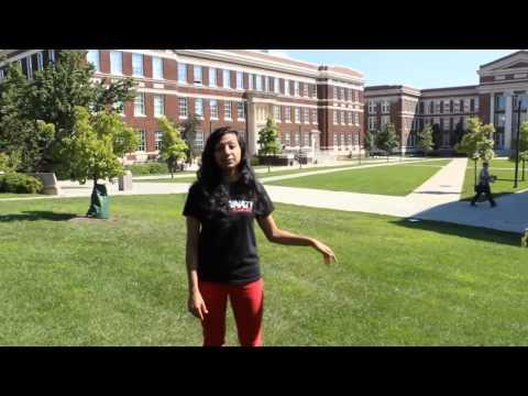 University of Cincinnati A Campus Tour