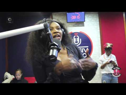 Nambitha Mpumlwana :The  Difficulty of Getting into...