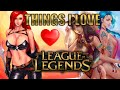 Things I love about League of Legends