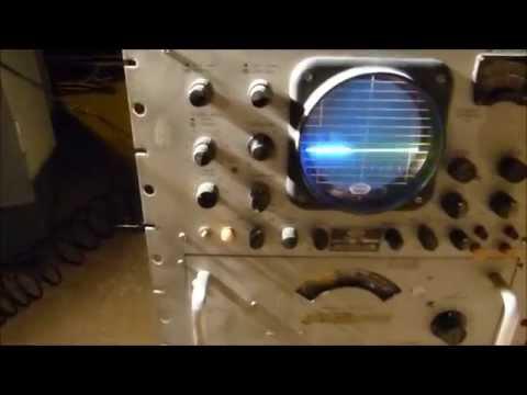 HP 205 AG Audio Signal Generator