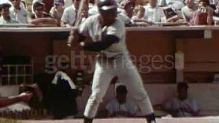 Willie Mays Homerun