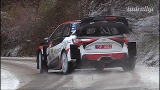 Test_Rallye_Monte_Carlo_2020_-_19_Years_Old❗️Kalle_Rovanperä_(Yaris_WRC)