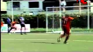 Carabobo FC 4-0 Mineros | Fecha 8 |Torneo Apertura 2013