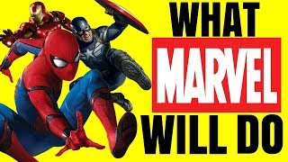After Homecoming - Will Spider-Man Lead The Avengers?