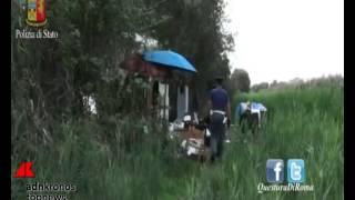 Roma: sgominata banda specializzata in furti in ville ...