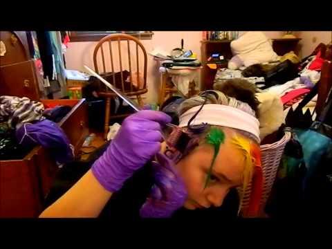 Rainbowdash Hair