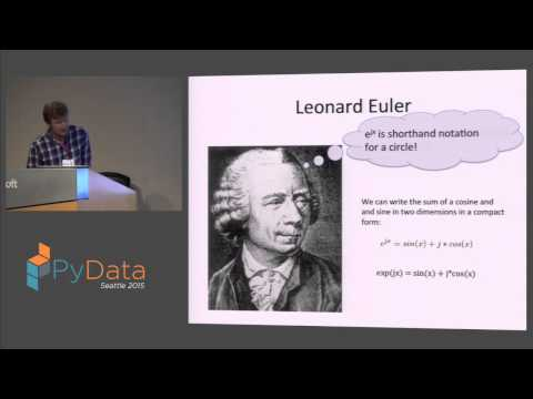 William Cox:  An Intuitive Introduction to the Fourier Transform and FFT