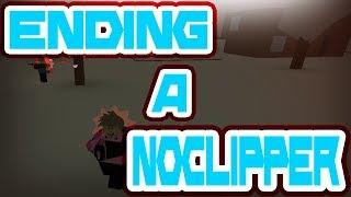 ENDING A NOCLIPPER (35 Kills) | Path To Marauder (Ep.5)| AR | ROBLOX