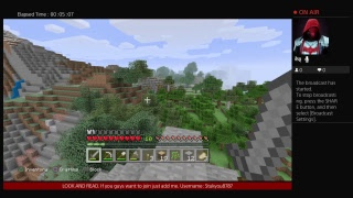 Minecraft Time jump in