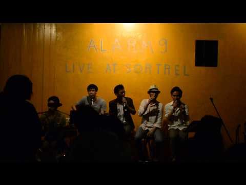เพ้อเจ้อ (Acoustic)  -  Alarm9 live@SORTREL