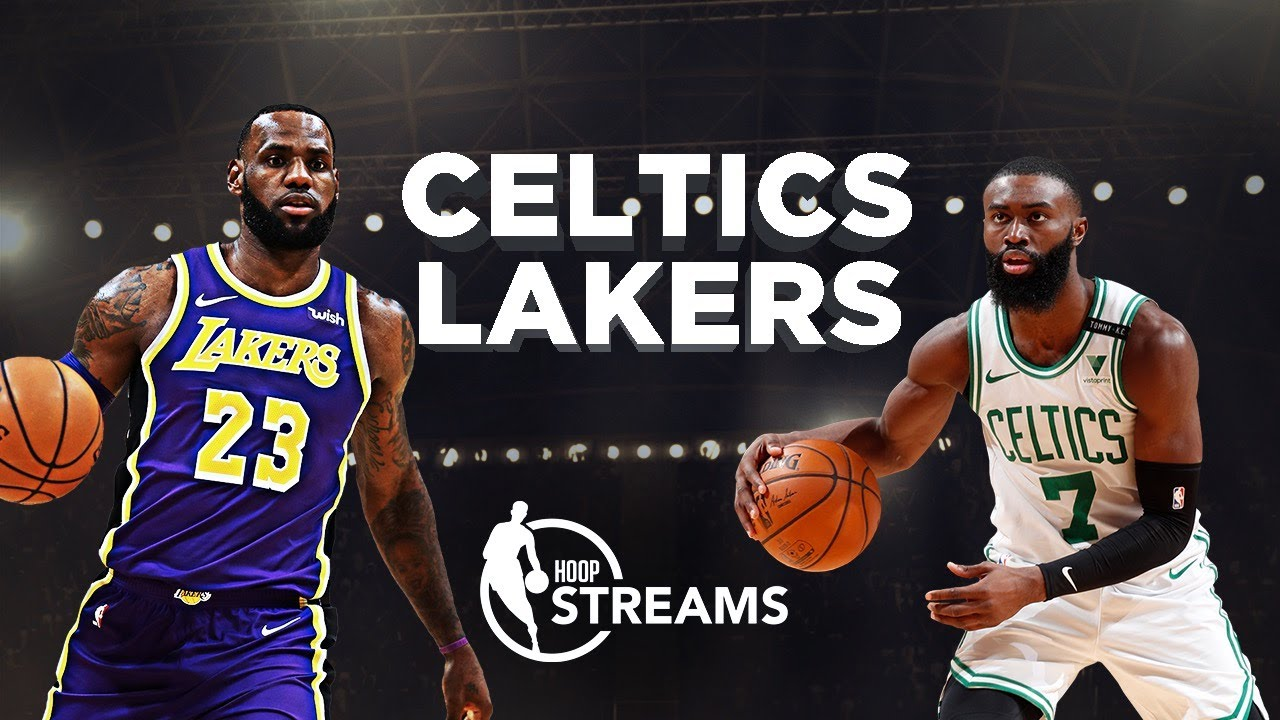Lakers-Celtics: Can Lebron & AD bounce back against Jayson Tatum & Jaylen Brown? | Hoop Stre