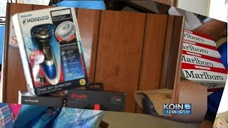 Boosters, Fences: Inside organized retail theft - KOIN 6