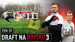 NOWY MEGA DRAFT NA BOISKU 3 - FIFA 20