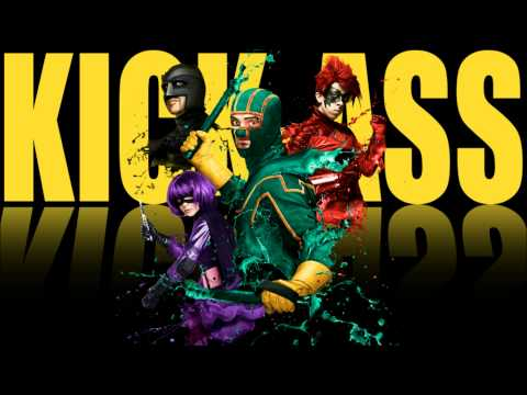 Kick-Ass OST - 09 - Sparks - This Town Ain't Big Enough for Both of Us