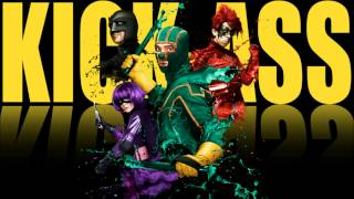 Kick-Ass OST - 09 - Sparks - This Town Ain