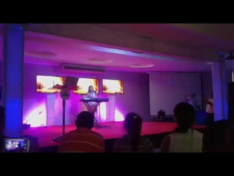 Revelation song - Madelyn Erazo, Festival canción en ingles Nicaragua 2017