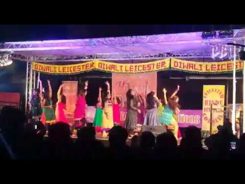 Uni Of Leicester Diwali Performance 2016- Copy