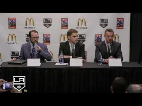 AEG/LA Kings Live Press Conference
