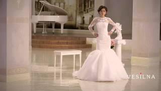 Свадебные платья VESILNA™ модель 1036