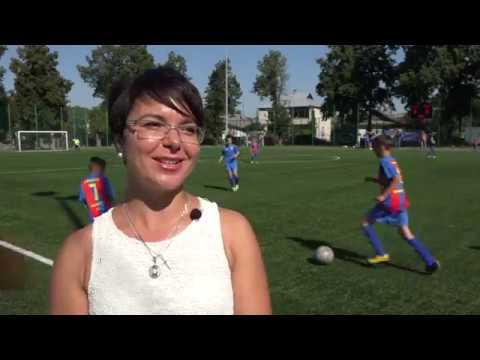 ТРК РИТМ: У Смизі відбувся традиційний футбольний турнір до Дня Незалежності