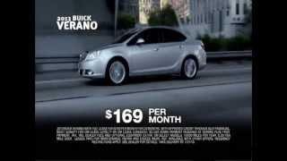 DeVoe Buick GMC Ball Park Deals Event - 2013 Buick Verano