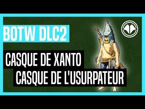 Zelda BOTW DLC 2 : Le Casque de l'Usurpateur