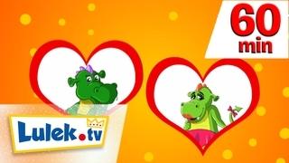 Mam chusteczkę haftowaną I Walentynkowy ZESTAW dla dzieci I 60 minut z Lulek.tv