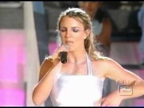 Britney Spears Sometimes Disney Concert 1998
