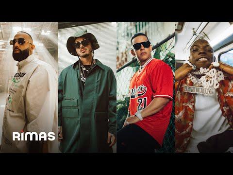 Смотреть клип Eladio Carrion, J Balvin, Daddy Yankee, Bobby Shmurda - Tata Remix