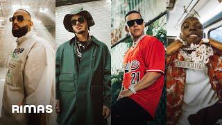 Eladio Carrion, J Balvin, Daddy Yankee, Bobby Shmurda - TATA REMIX (Video Oficial)