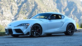 The 2021 Toyota  Supra 3.0 Fixes a Lot of First-Year Problems - One Take
