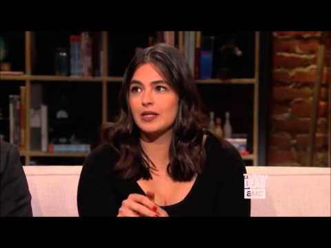 Talking Dead  Alanna Masterson on being pregnant on set