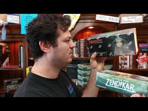 INVESTING in NEW Magic Boxes RETURNS = $100.00+ Battle for Zendikar