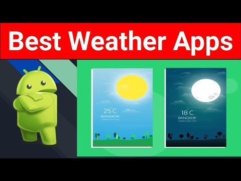 Top 5 Best Weather Apps For 2020