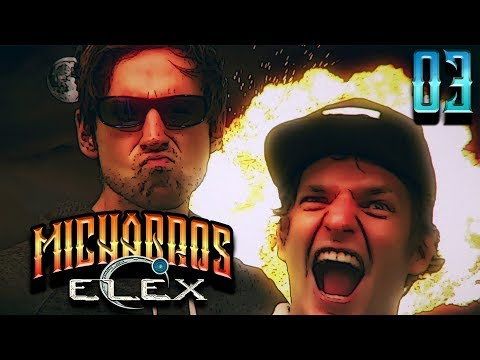 Elex mit den Micha Bros. #03 | Unterwegs mit Lasermann