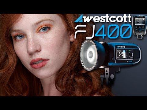 Westcott FJ400 400ws Strobe & FJ-X2m Universal Trigger | Hands On