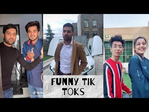 Zaid Ali New Funny Tik Tok Videos // Zulkernain  Funny Video //Asad - Nimra Funny Tik Tok Video